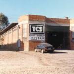1993 – 2005 sede 450 m2